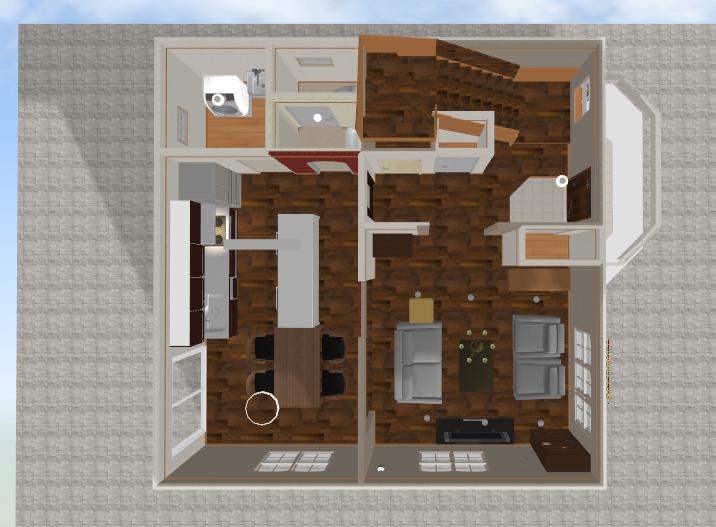 3Dマイホームデザイナー2