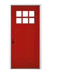 玄関ドアクラフトマン1