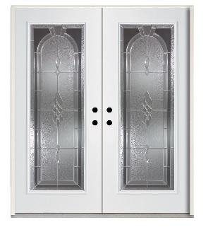 玄関ドアダブル2