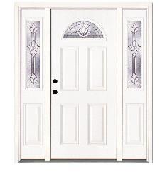玄関ドアサイドライト2